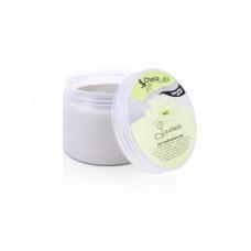 Крем-скраб для умывания  ЗЕЛЕНАЯ НУГА  для проблемной кожи, мягко очищает, устраняет угревую сыпь и воспаления  160g ChocoLatte