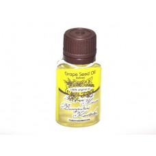 Масло  ВИНОГРАДНОЙ КОСТОЧКИ  Grape Seed Oil Refined рафинированное  20 ml, 100% original oil
