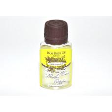 Масло  РИСОВЫХ ОТРУБЕЙ  Rice Bran Oil Refined рафинированное  20 ml, 100% original oil