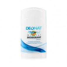 Дезодорант-стик минеральный   ЧИСТЫЙ    плоский    100 g DeoNat