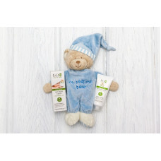 Детский крем  ЕЖЕДНЕВНЫЙ УХОД  органические масла ши, льна, миндаля, хлопка, экстракт мальвы, пантенол 100ml EcoLab