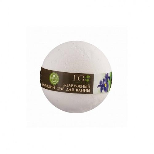 Бурлящий шар для ванны  ИРИС И ПАССИФЛОРА  EcoLab 220 гр