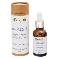 Сыворотка для лица   reFRESH  регенерирующая   30ml Levrana