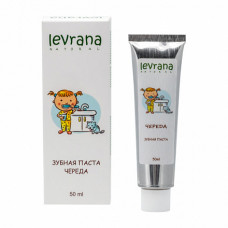 Зубная паста  ЧЕРЕДА   детская  50 ml Levrana