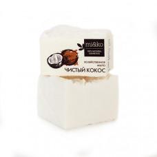 Хозяйственное мыло   ЧИСТЫЙ КОКОС   MI&KO 175 g