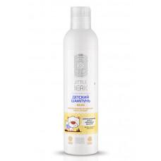 Детский шампунь для волос БЕЗ СЛЕЗ  с органическими экстрактами алоэ и солодки   250ml Natura Siberica