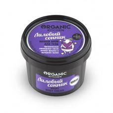 Крем для тела ночной  ЛИЛОВЫЙ СОННИК  регенерация и омолаживание кожи, серия Organic Kitchen  100ml Organic Shop