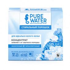 Стиральный порошок   ДЛЯ ИДЕАЛЬНО БЕЛОГО   концентрат   Pure Water 800g