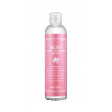 Смягчающий тонер для лица с розовой водой   Rose Floral Softening Toner   Secret Key