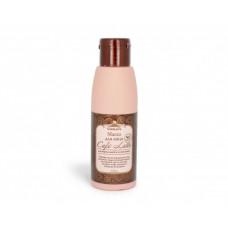Маска питательная глиняная для лица  CAFE LATTE  для сухой, чувствительной и зрелой кожи,  регенерирует, тонизирует и восстанавливает   100g СпивакЪ