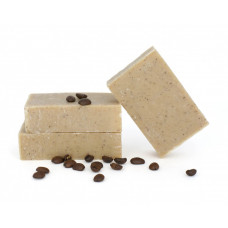 Натуральное мыло ручной работы  ХОЗЯЙСТВЕННОЕ КОФЕЙНОЕ  для кухни и посуды, удаляет сильные запахи, абсорбирует   100g СпивакЪ