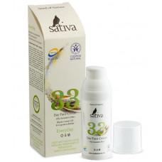 Крем для лица   №33   дневной, для жирной и чувствительной кожи   50мл Sativa